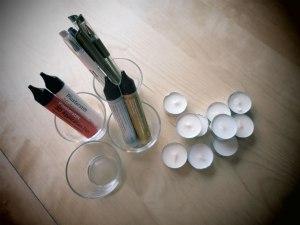 DIY-bougies