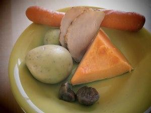 purée-courge-ingrédients