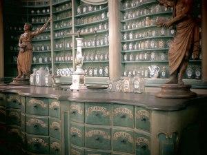 Heidelberg,-musée-de-la-pharmacie