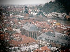 Heidelberg,-vue-vieille-ville