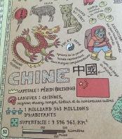 À tout hasard je vous montre la page concernant la Chine