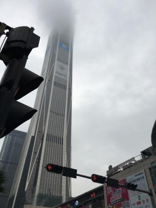 C'est ce qu'on appelle avoir la tête dans les nuages ?? ☁️