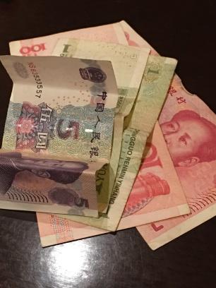 Préparez la monnaie