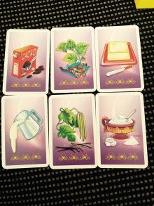 Rassemblez ces 6 cartes