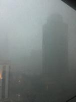 Petit orage en début de semaine ...⚡️