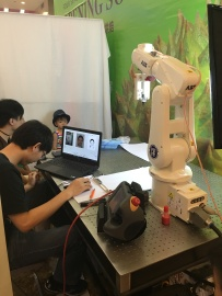 Robot portraitiste