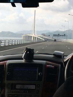 En route pour Hong-Kong !