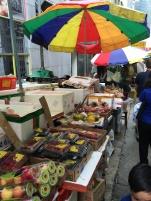 Un petit tour au marché