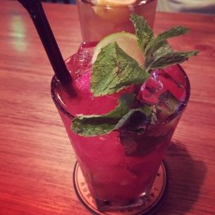 Mojito fraise 🍓