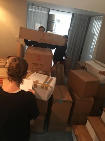 133 cartons ...