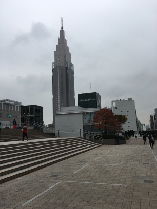 Le quartier de Shinjuku