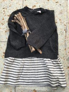 Petite robe toute douce