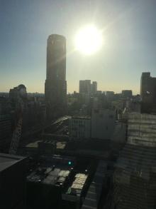 Vue sur Shibuya du building Hikarie