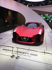 Concept car Nissan