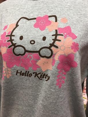 Bien sûr Kitty s'habille de saison !