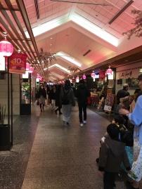 Le centre de shopping de la Tokyo Tower
