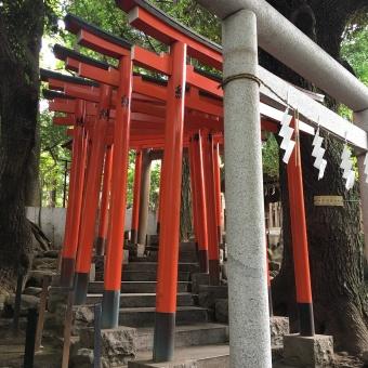 Un petit tour au temple