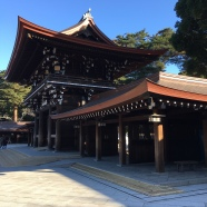 Le Meiji Jingumae s'est refait une beauté cet hiver !