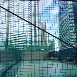 Je me suis même mise au tennis !