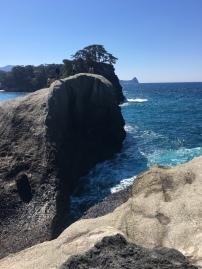 La péninsule d'Izu