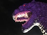 Le Godzilla à Shinjuku