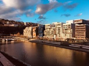 Lyon , Confluence